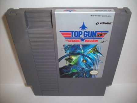 Top Gun: The Second Mission - NES Game